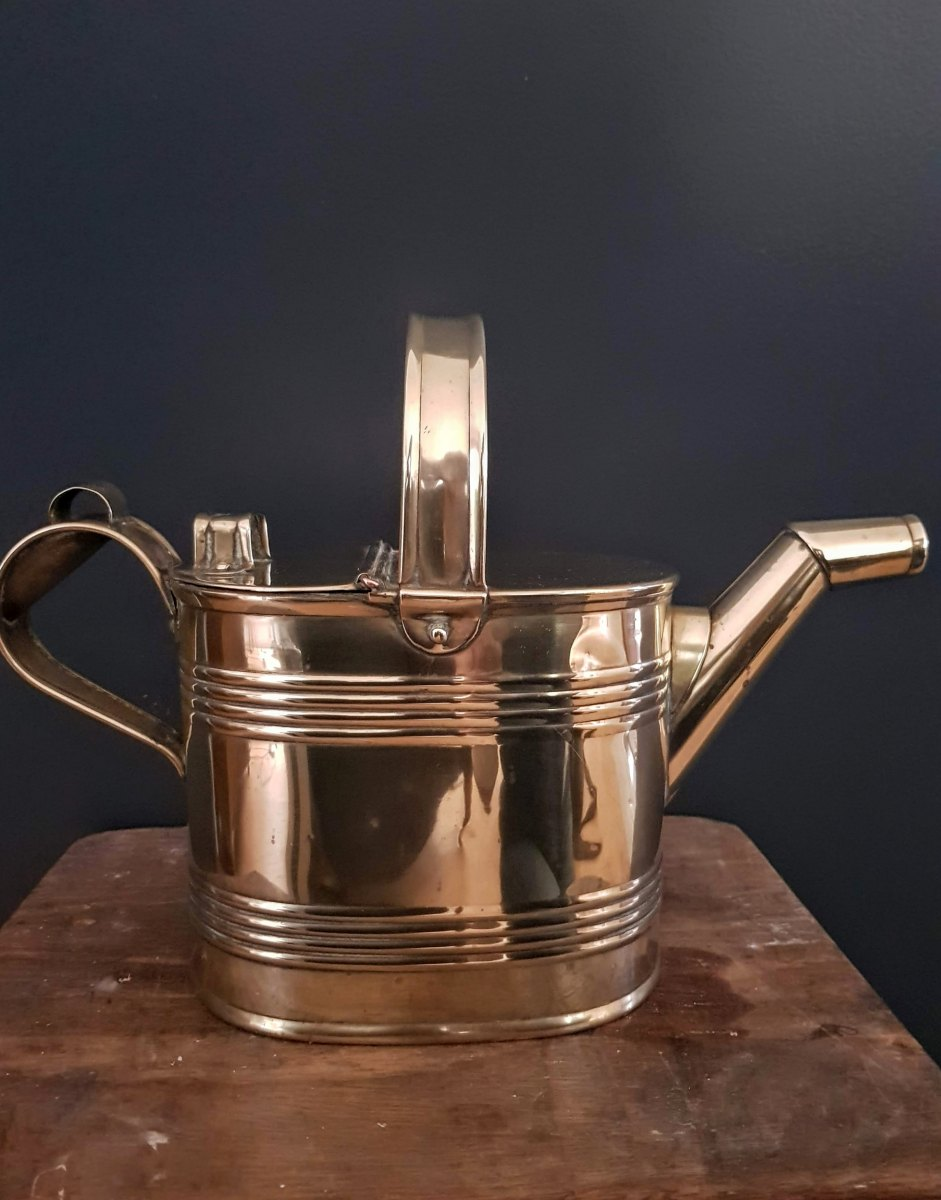 Small Brass Watering Can