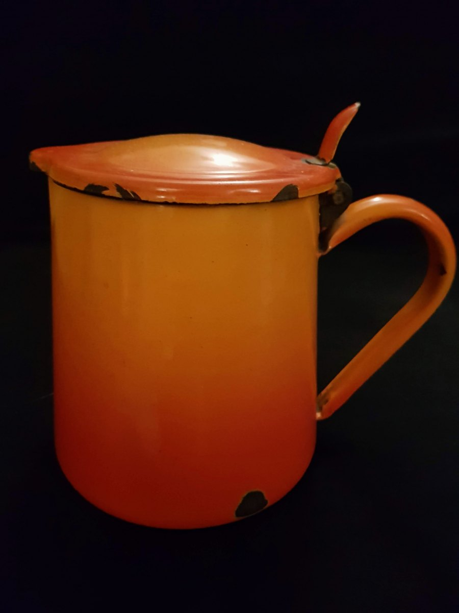 Vintage French Milk Jug