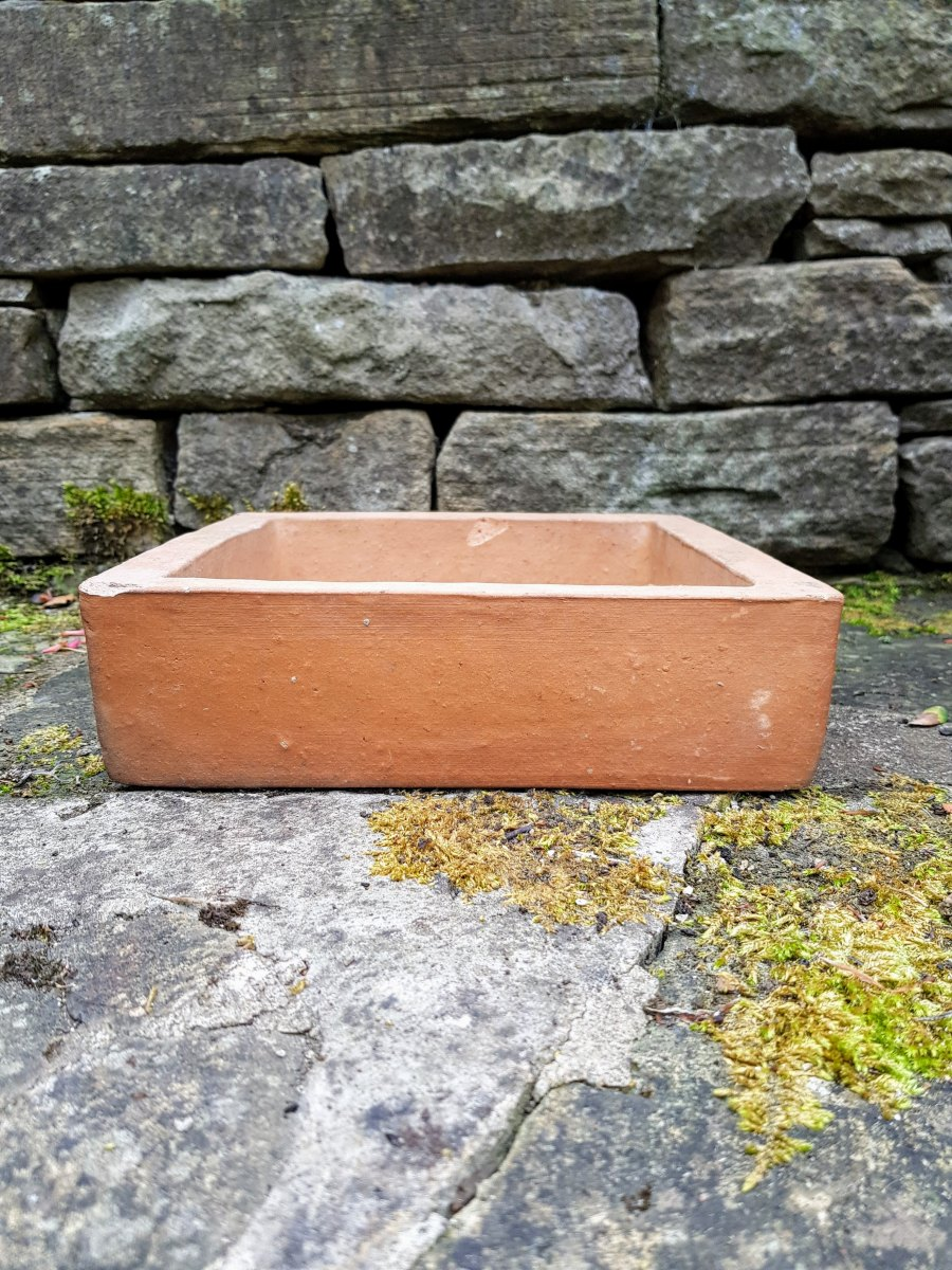 Old Terracotta Seed Pan