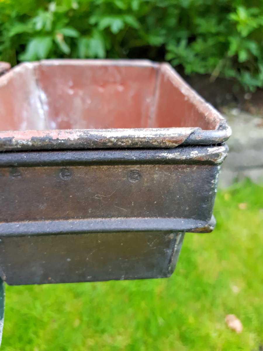 Bread Tin Planter